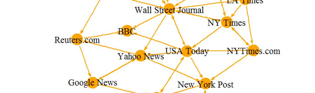 Практичний семінар «Мережевий аналіз віртуальних соціальних мереж»