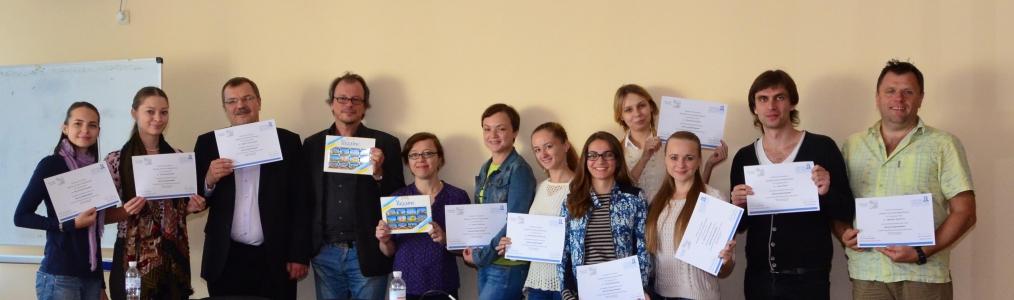 """Відбувся міжнародний семінар """"Survey Experiments"""" 15-19 вересня 2014"""