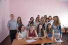 Спеціалізація кафедри матметодів 4 курс. 2013 рік