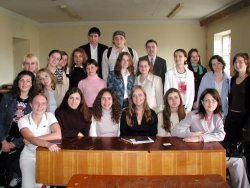 Психологи 2 курс 3 група 2005