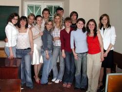Соцiальна робота 1 курс 2005