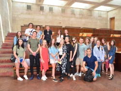 Соціологи 1 курс 2 група 2017 рік вступу