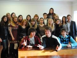Соцiологи 2 курс 2 група 2011