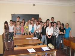 Соцiологи 1 курс 2 група 2008
