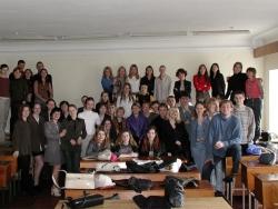 Психологи 2 курс 2002