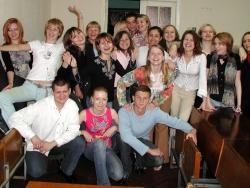 Психологи 2 курс 1 група 2004