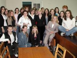 Психологи 2 курс 2 група 2004