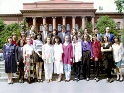 Соцiологи. Випуск 1995 року