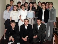 Соціальна робота 1 курс 2004